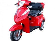 Aukce: E-Rider TMM 2 Senior mobile, Electric mobile, Electric rollers