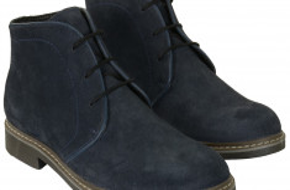 Semišové boty Patria Mardini