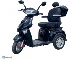 Aukce: E-Rider TMM 3, Senior mobile, Electric mobile, Electric rollers