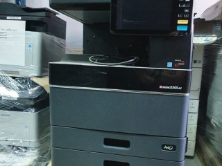 Photocopiers and Office multifunction - HP, Ricoh, Konica, OKI