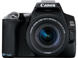 CANON EOS 250D +EF-S 18-55MM F4-5,6 IS STM